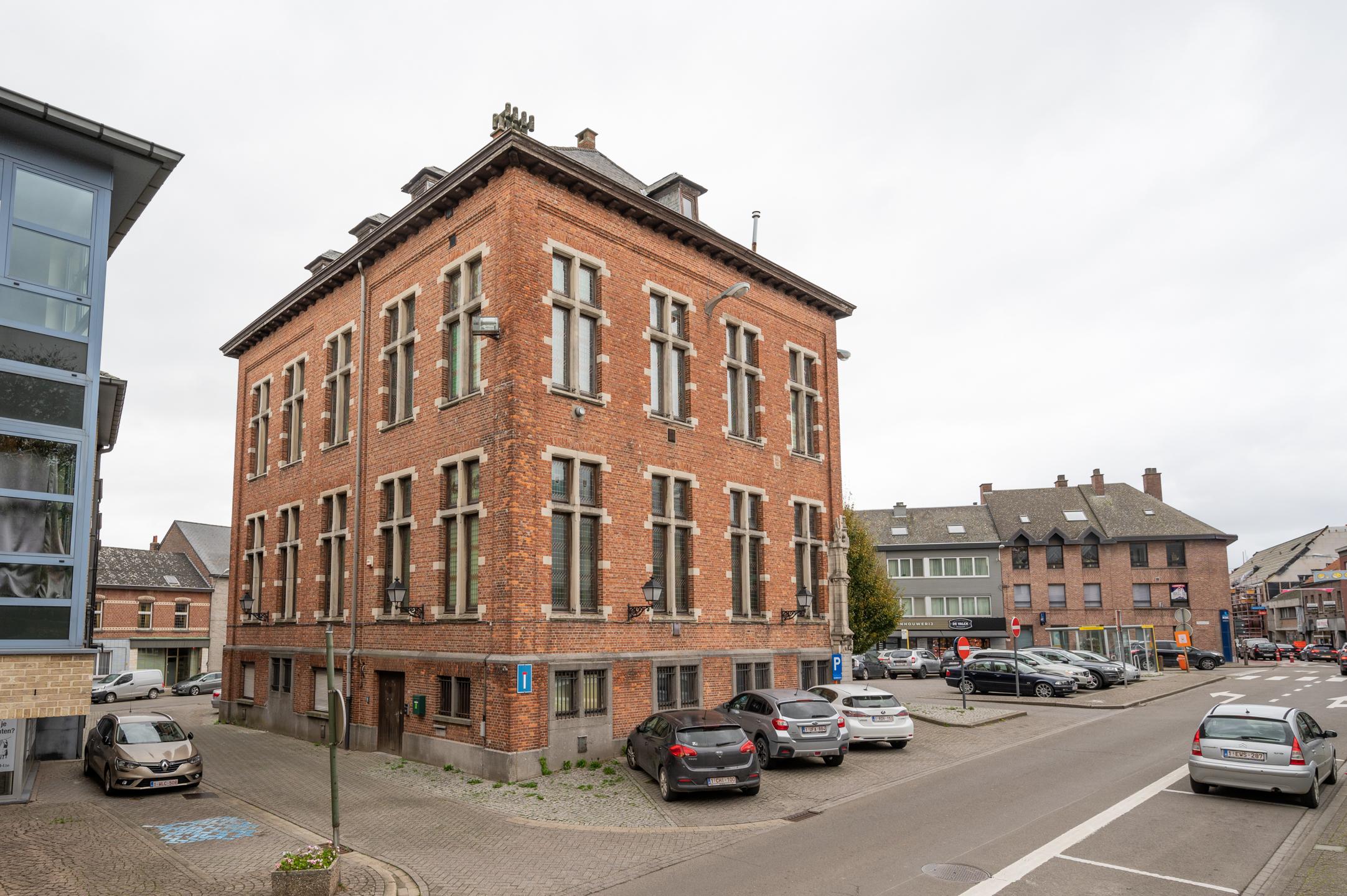 Oud Gemeentehuis te Wolvertem